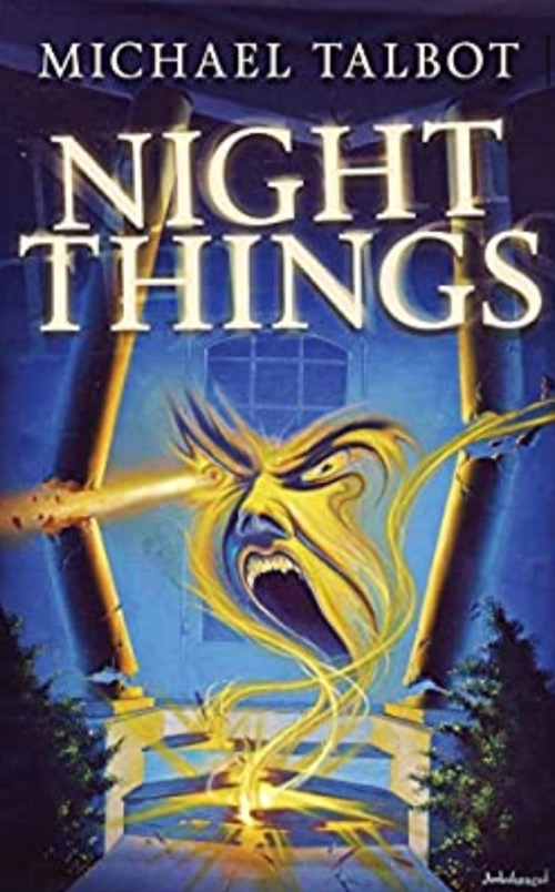 cover Night Things by Michael Talbot