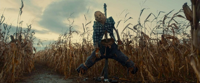 Scarecrow Harold in Scary Stories to Tell in the Dark 2019