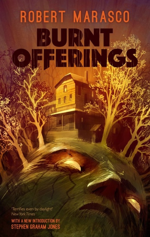 cover Burnt Offering by Robert Marasco