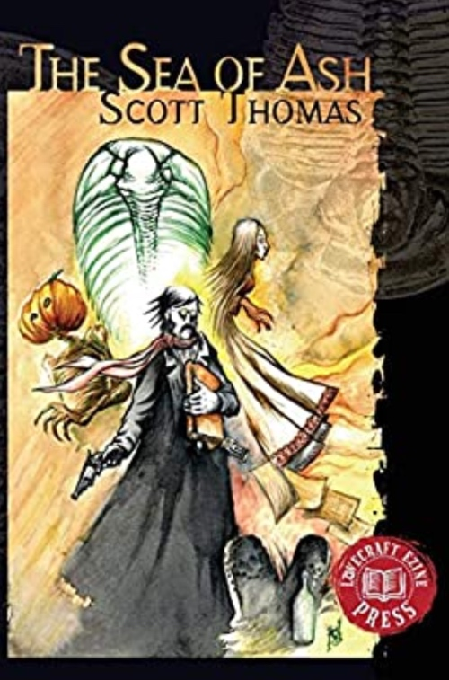 cover The Sea of Ash by Scott Thomas