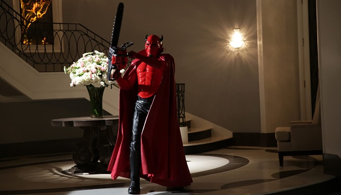 The Red Devil Killer in Scream Queens season 1