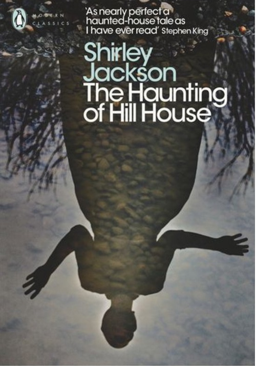 book cover The Haunting of Hill House by Shirley Jackson 1959