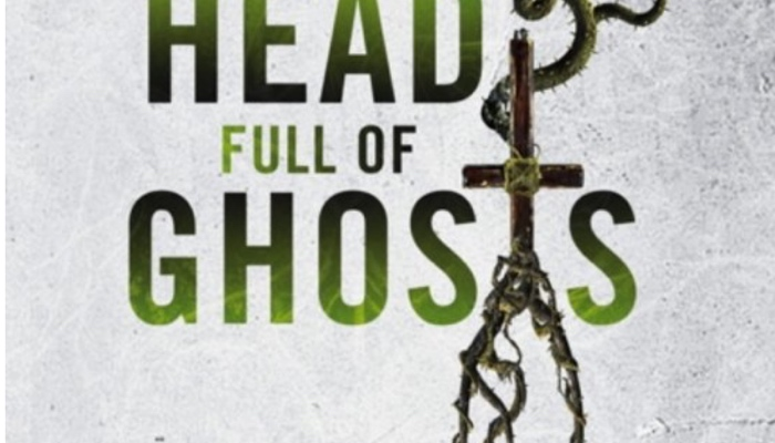 book cover A Head Full of Ghosts by Paul Tremblay 2015