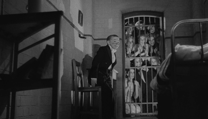 the ventriloquist's dummy in Dead of Night 1945