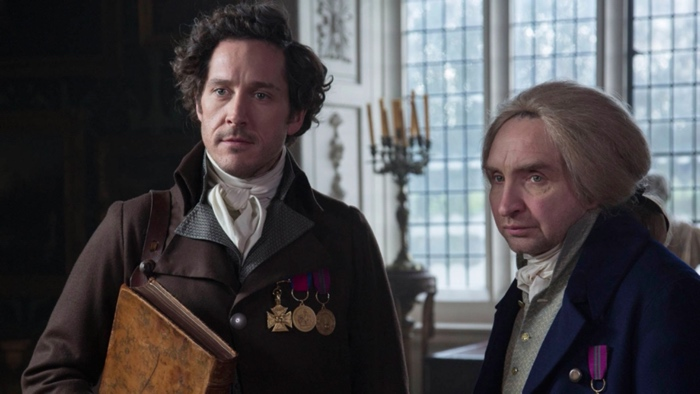 Jonathan Strange & Mr Norrell mini-series 2015