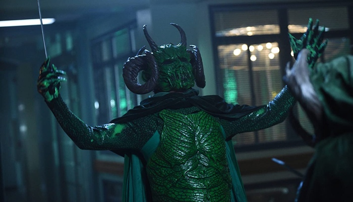 Green Meanie Scream Queens season 2
