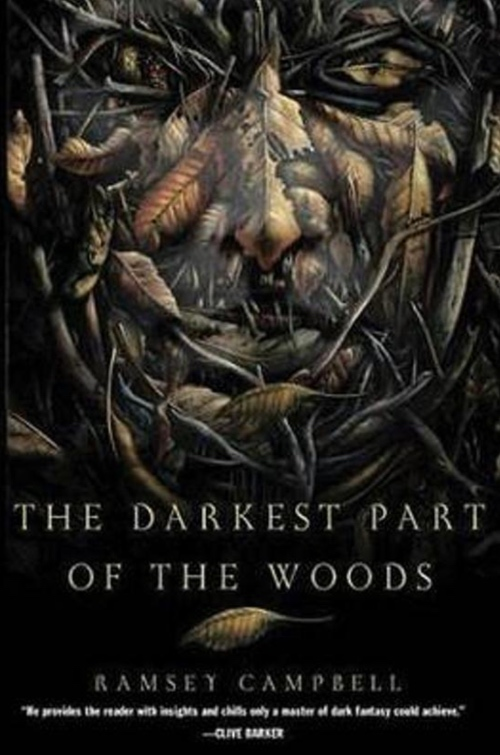 cover book The Darkest Part of the Woods by Ramsey Campbell 2002