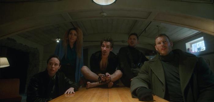 Vanya, Allison, Klaus, Diego and Luther in The Umbrella Academy season 1