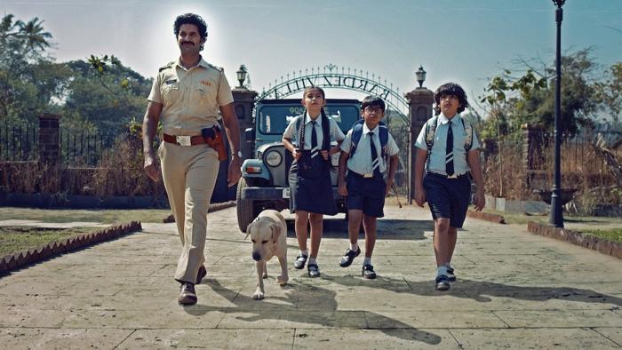Ravi, Sam, Bunty, Bunty and Gablu and Buddy in Typewriter season 1