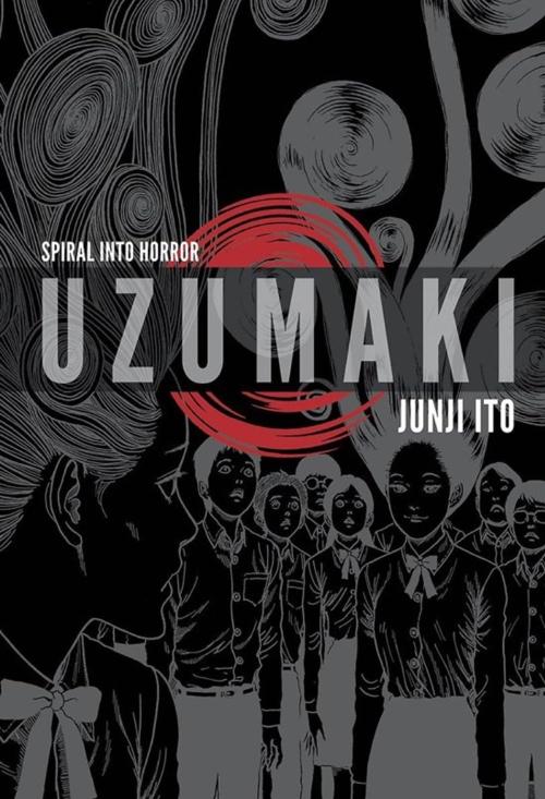 cover book Uzumaki by Junji Ito 2010