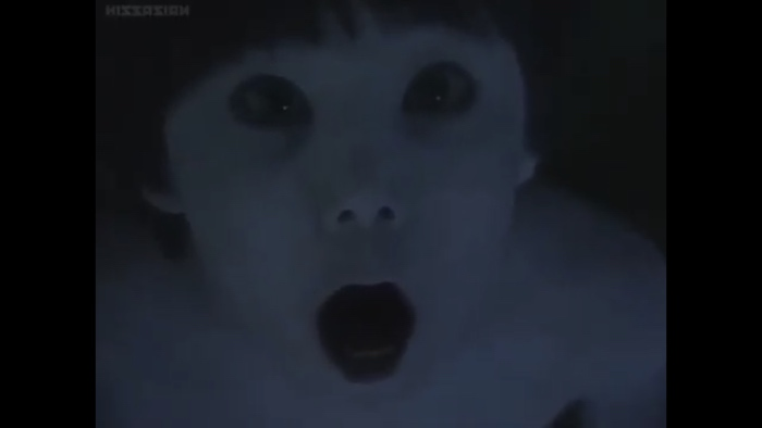 Ghost Toshio in Ju-on The Curse 2000