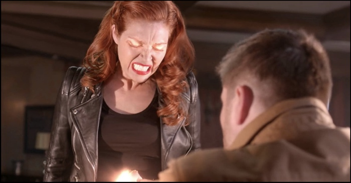 Dean kills Abaddon in Supernatural season 9