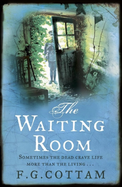 book cover The Waiting Room by F.G. Cottam 2010