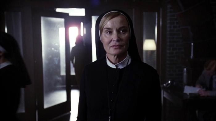 Sister Jude in American Horror Story season 2 Asylum