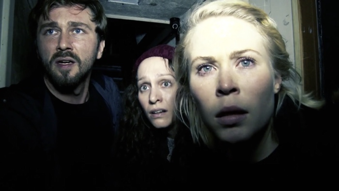 Mitchell, Molly and Jessica in Hell House LLC II The Abaddon Hotel 2018