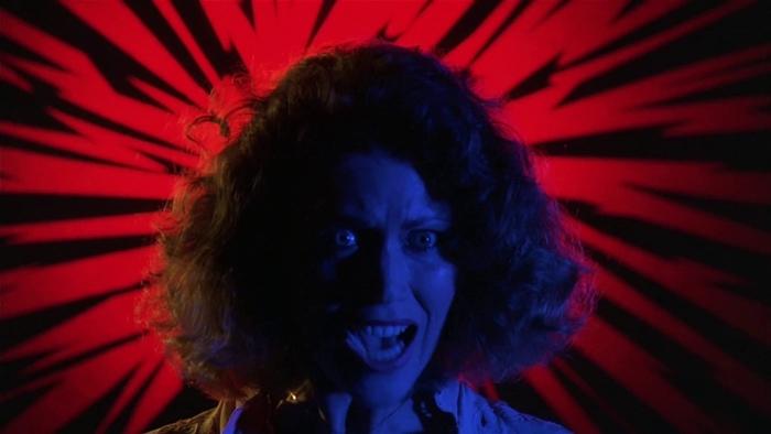 A cartoonish scare in Creepshow 1982