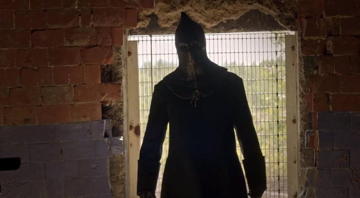 The Executioner in Slasher season 1 The Executioner