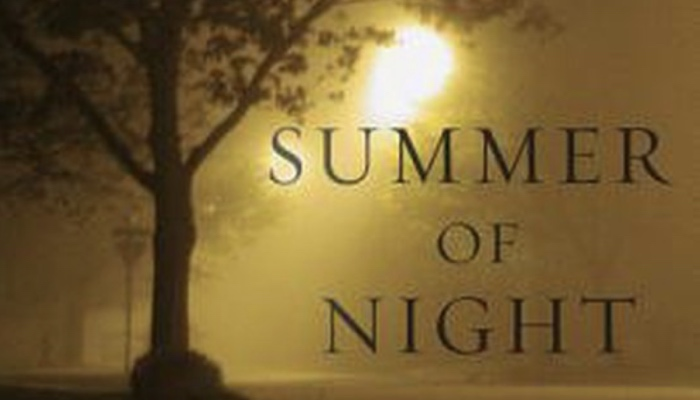 book cover Summer of Night by Dan Simmons 1991