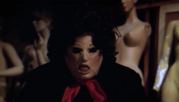 Davey/Mr Slausen in Tourist Trap 1979