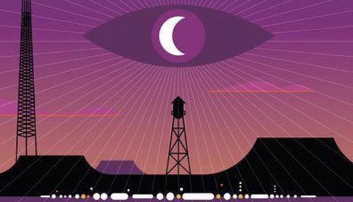 book cover Welcome to Night Vale by Joseph Fink & Jeffrey Cranor 2015
