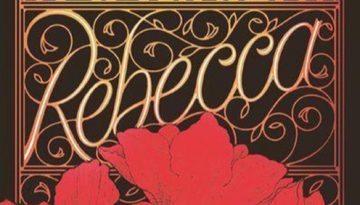 book cover Rebecca by Daphne du MAurier 1938