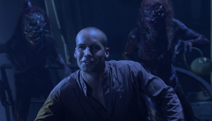 The Collector and his demons in Tales from the Crypt Demon Knight 1995