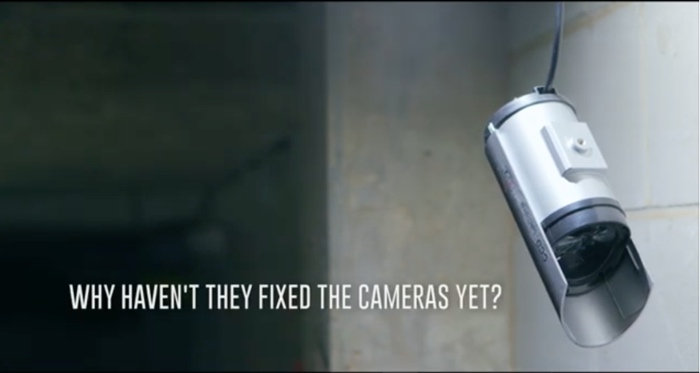 Why Haven't They Fixed the Cameras Yet? 2020