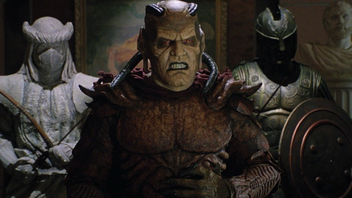 The Djinn in Wishmaster 1997