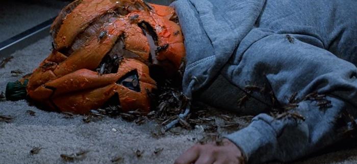 killer pumpkin mask in Halloween 3 Season of the Witch 1982