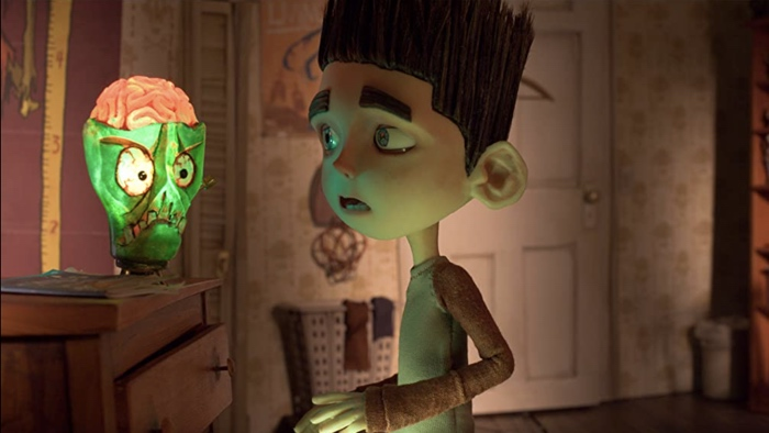 Norman in ParaNorman 2012