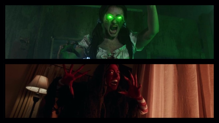Friday the 31th and Ding Dong in Tales of Halloween 2015