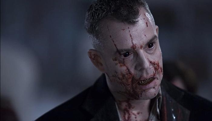 Vampire Marlow in 30 Days of Night 2007