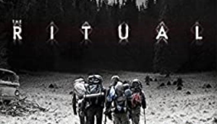 book cover The Ritual by Adam Nevill 2011