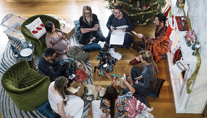 Christmas at The Magicians season